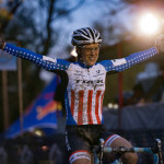 Katie Compton secured another UCI C1 win in Louisville on Saturday night.